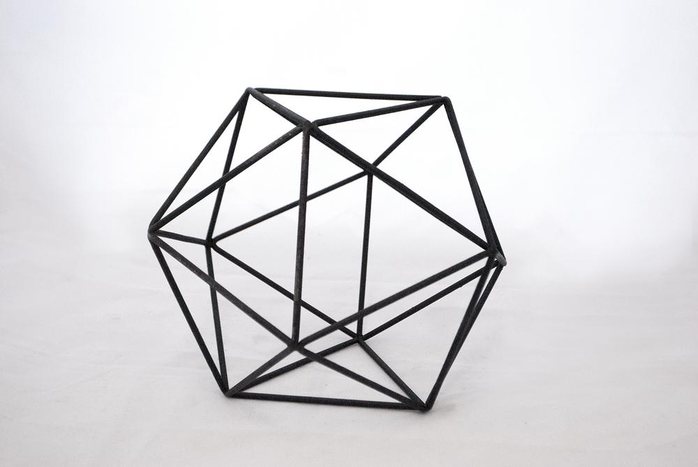 black polygon   Quantity: 2  Price: $10.00