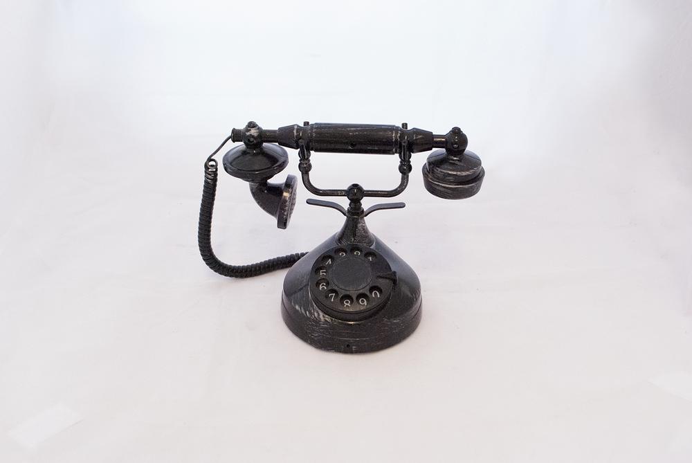vintage telephone   Quantity: 1  Price: