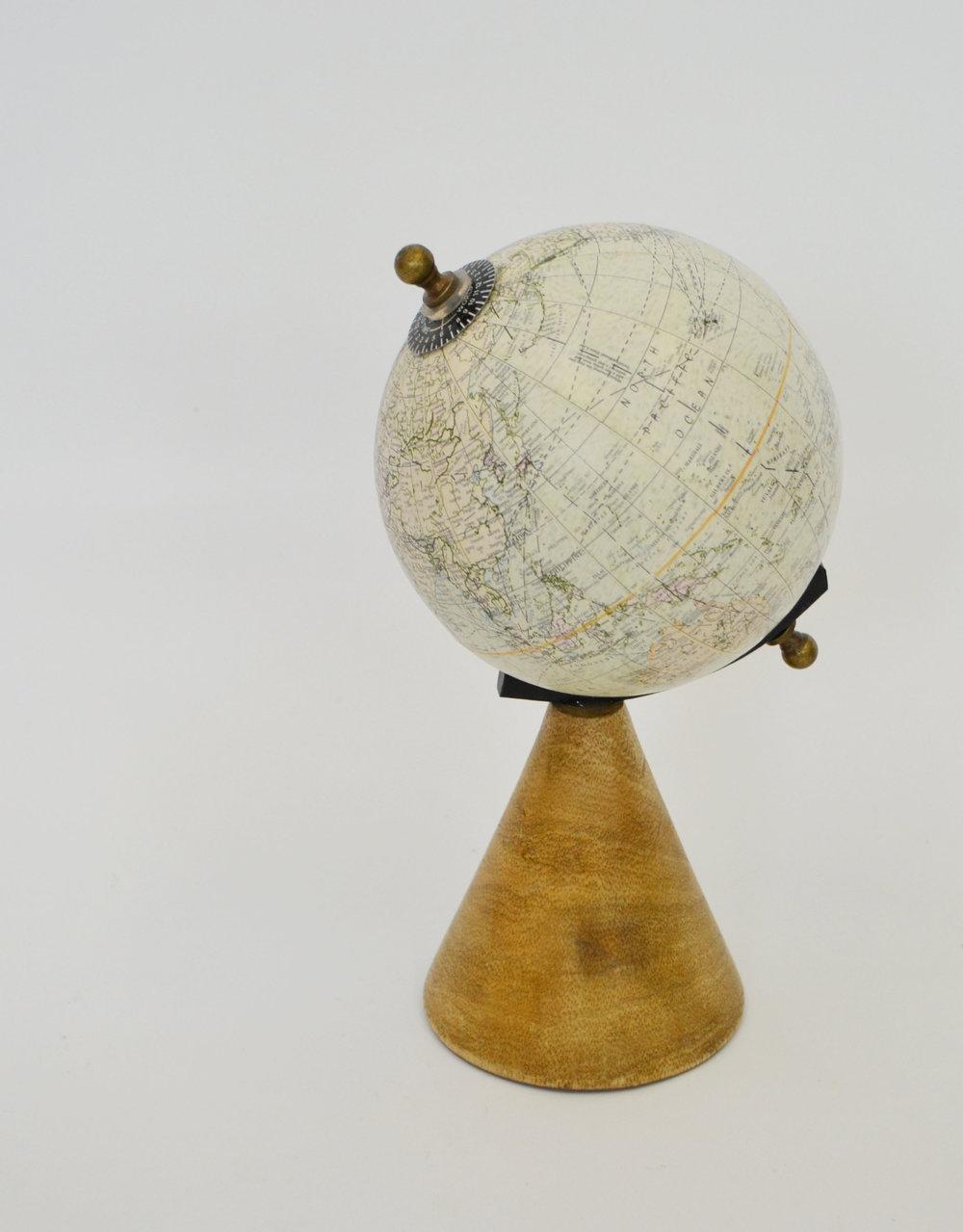 small globe   Quantity: 2  Price: $15.00