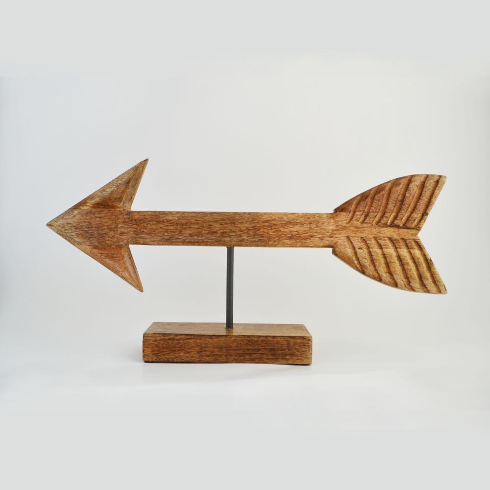 wood arrow   Quantity: 1  Price: $10.00