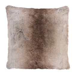 brown plush pillow   Quantity: 1  Price: $10.00
