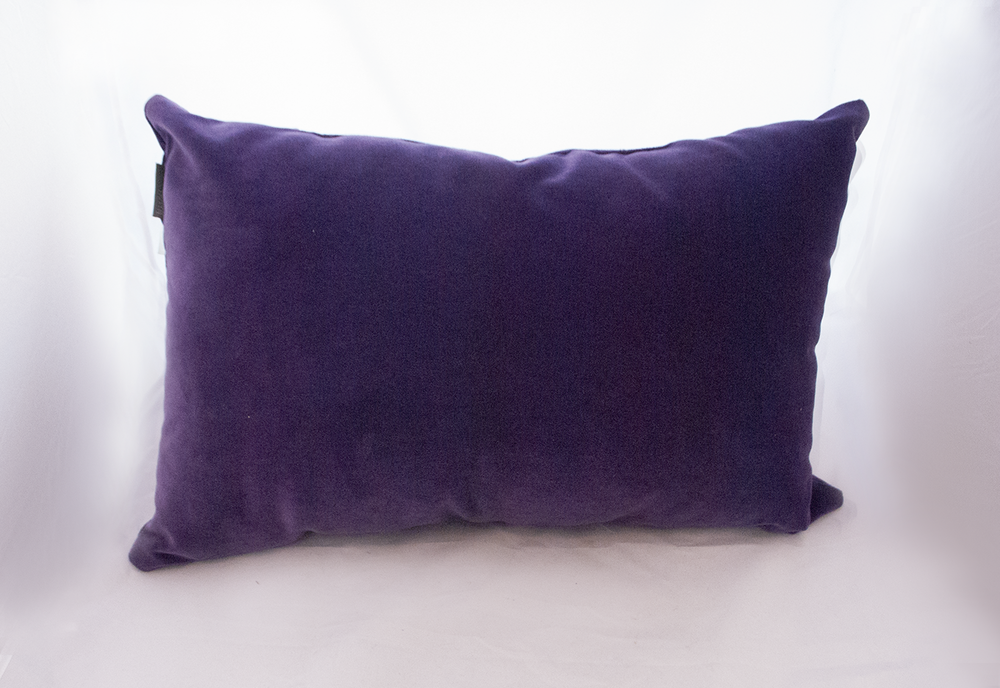 royal purple pillow   Quantity: 2  Price: $10.00