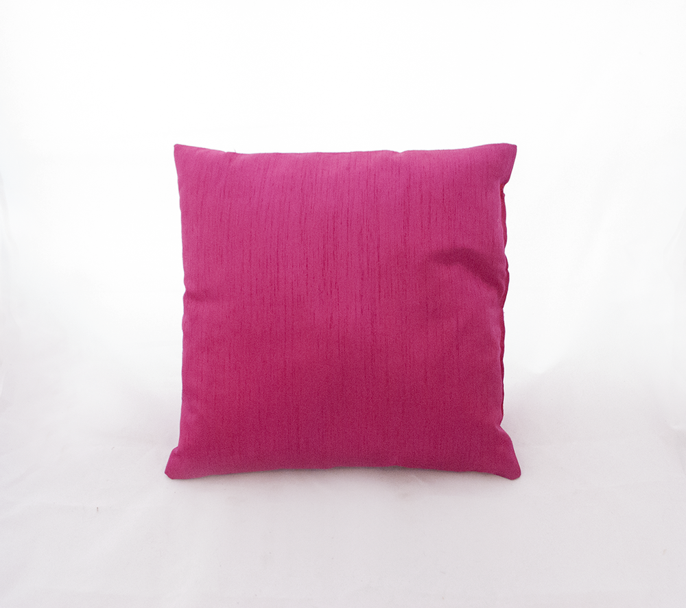 magenta pillow   Quantity: 4  Price: $10.00