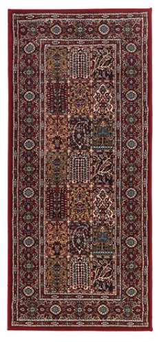 red boho runner  quantity: 1 price: $8.00