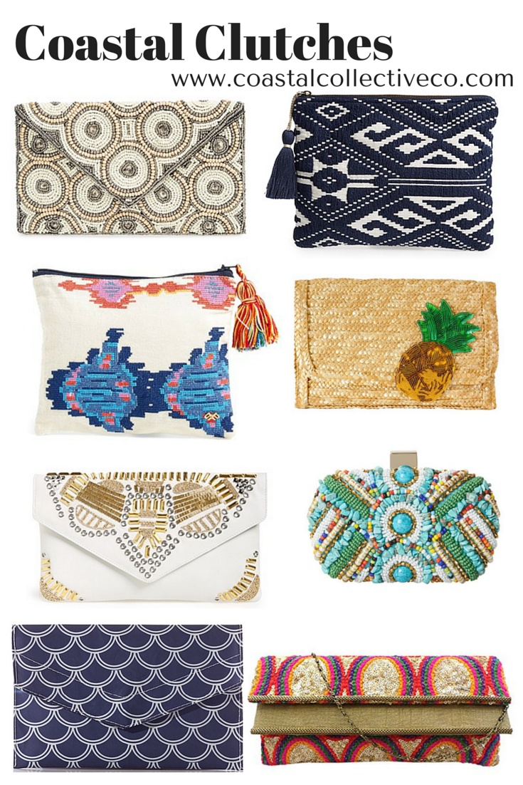 Top Picks Coastal Clutches