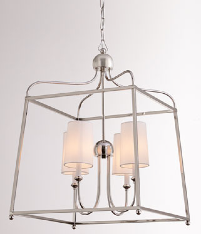 Sylvan 4 Light Pendant