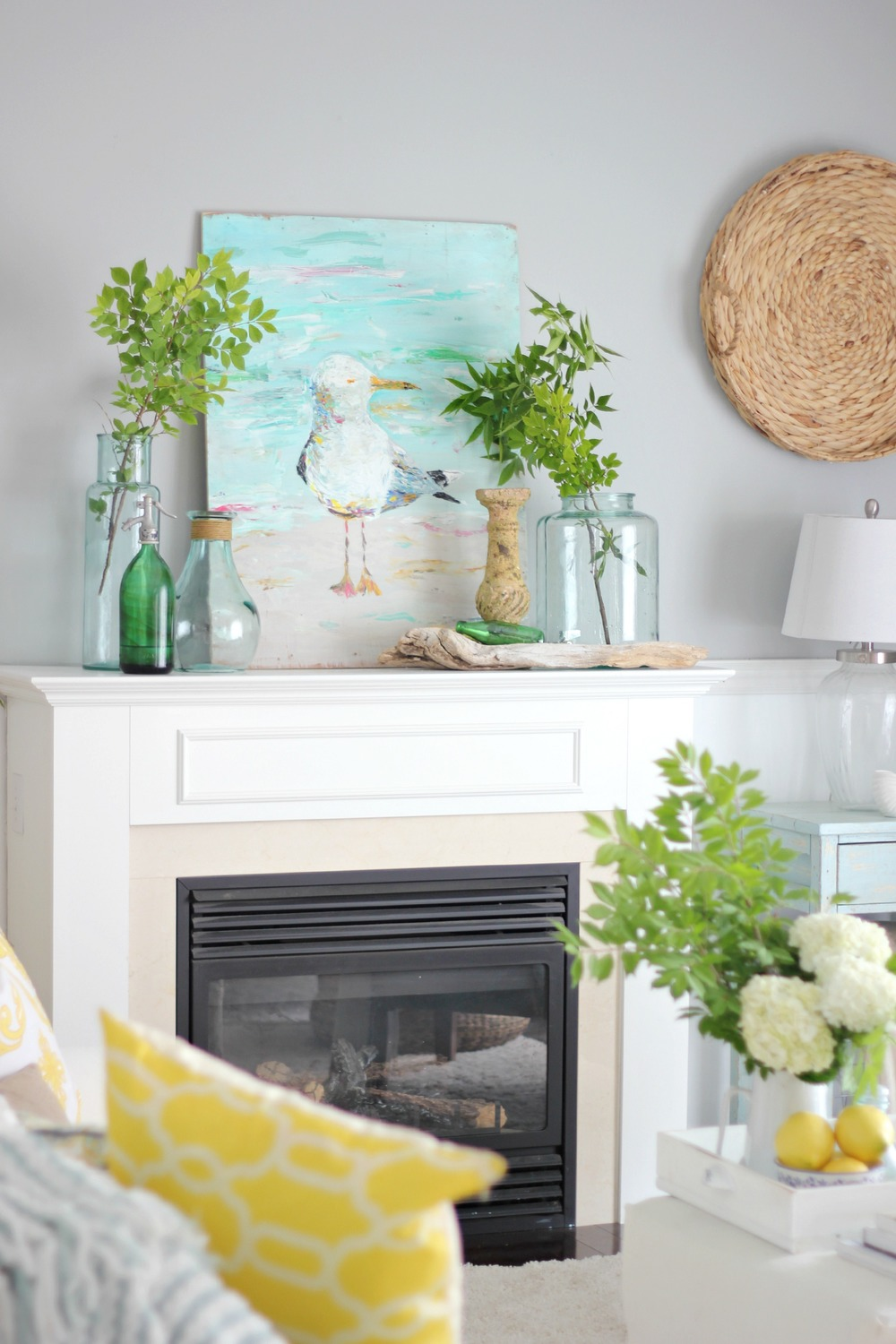 Craftberry Bush Mantel