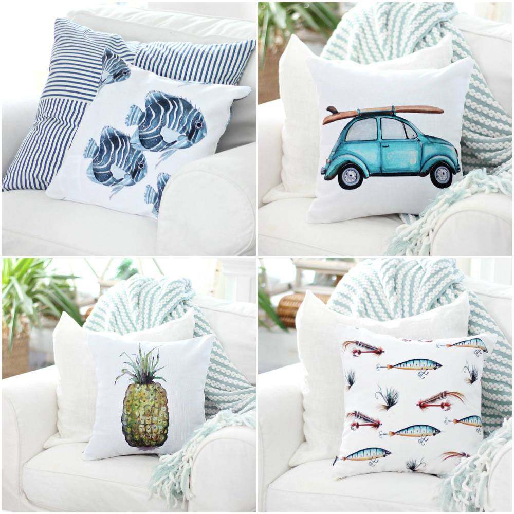 Craftberry Bush Pillows