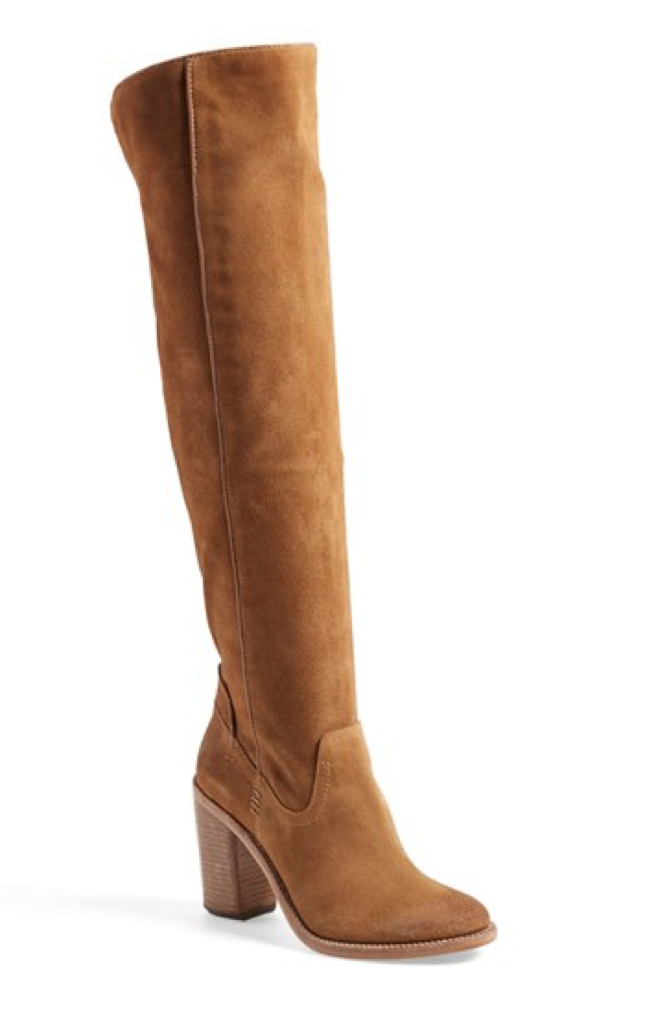 Over the Knee Ohanna Boot