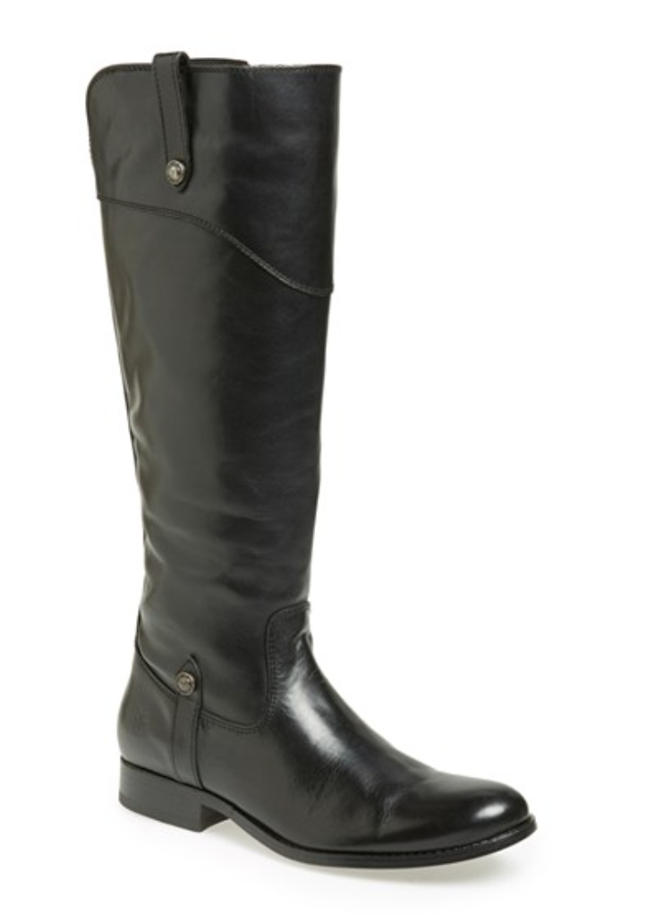Frye Regular Tall Leather Boot