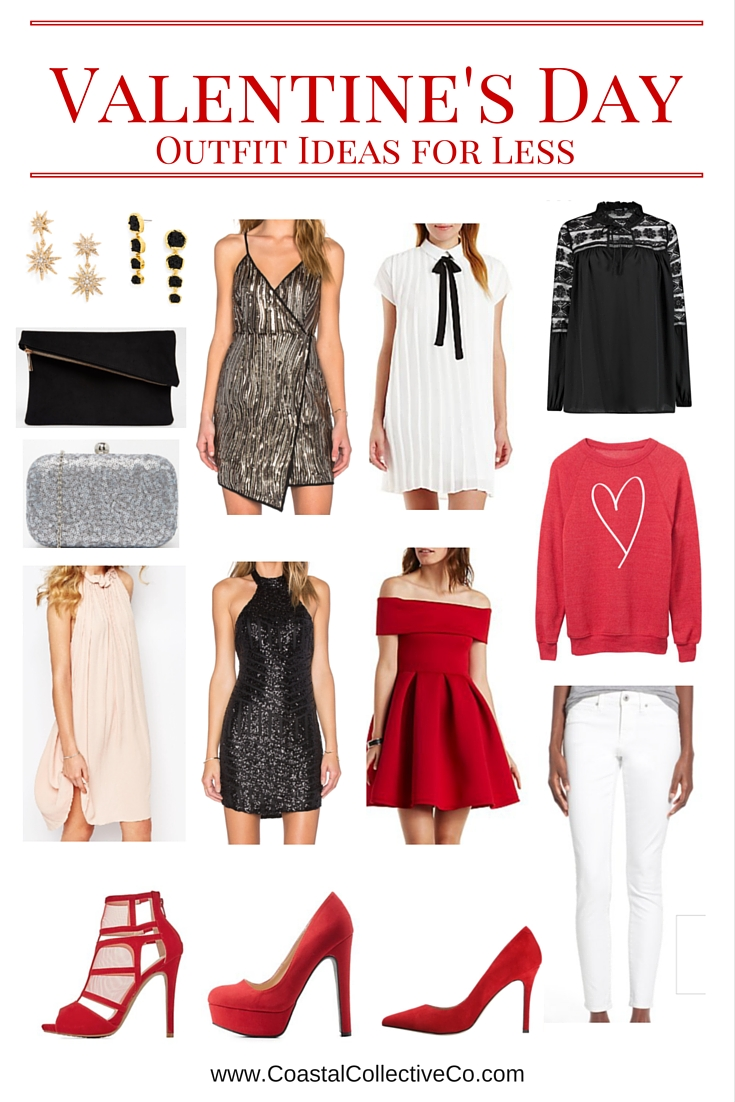 Valentineu0026#39;s Day Outfit Ideas u2014 Coastal Collective Co.