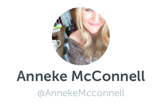Anneke McConnell on Periscope