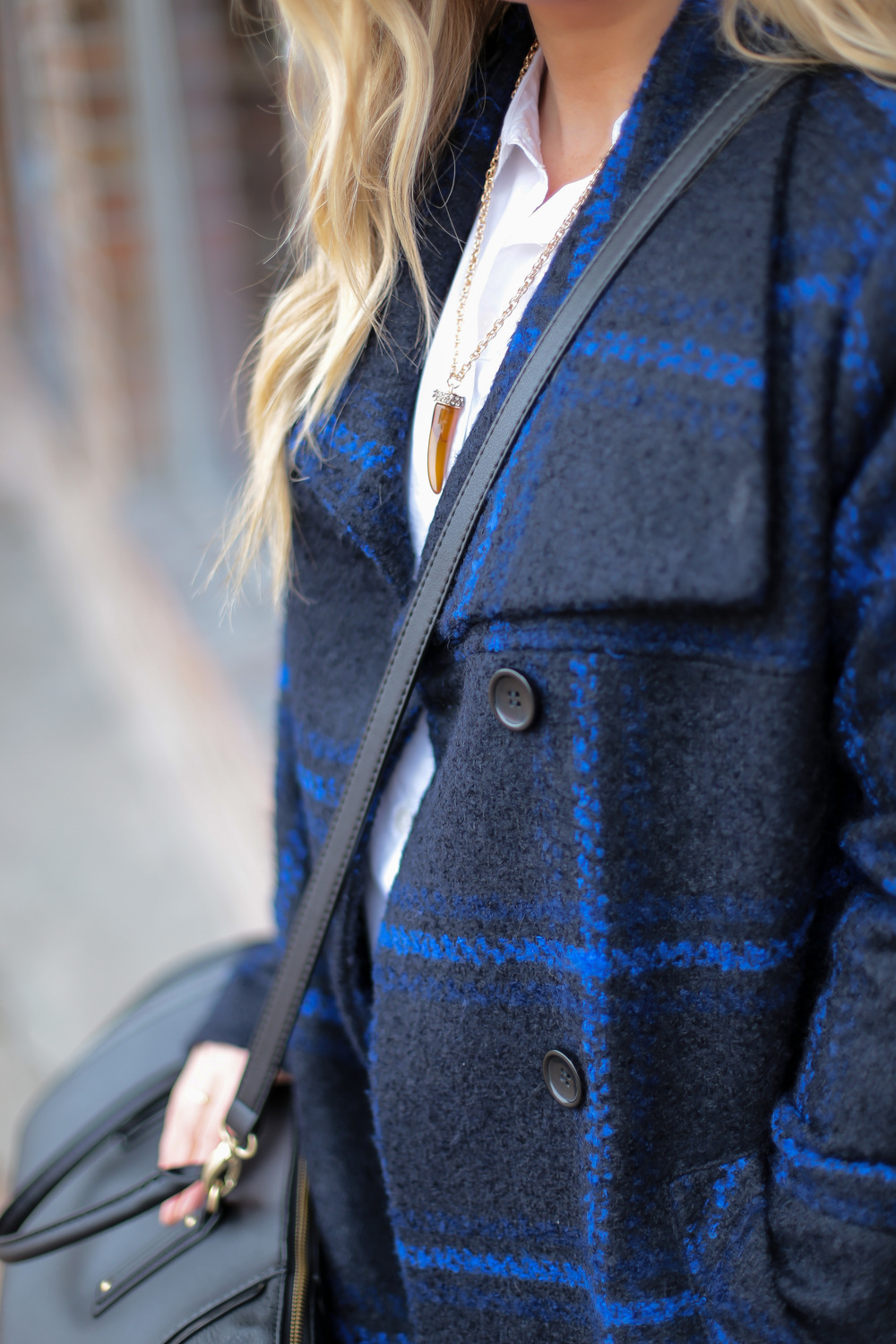 How to Go From Basic to Chic with a Coat! Anneke McConnell