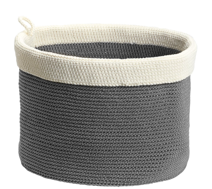 Small Rope Basket for Storage