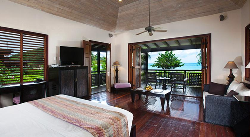 Hermitage Bay Tropical Honeymoon Destination