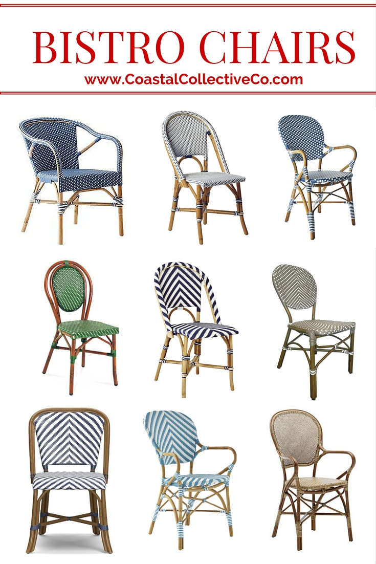 Where To Find Bistro Chairs