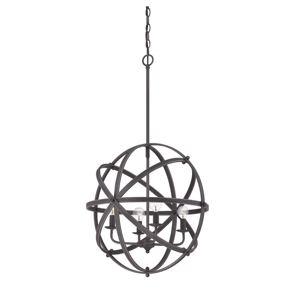 Mini Orb Pendant Light