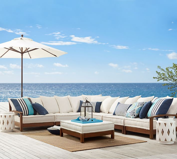 Chatham Low Outdoor Sectional