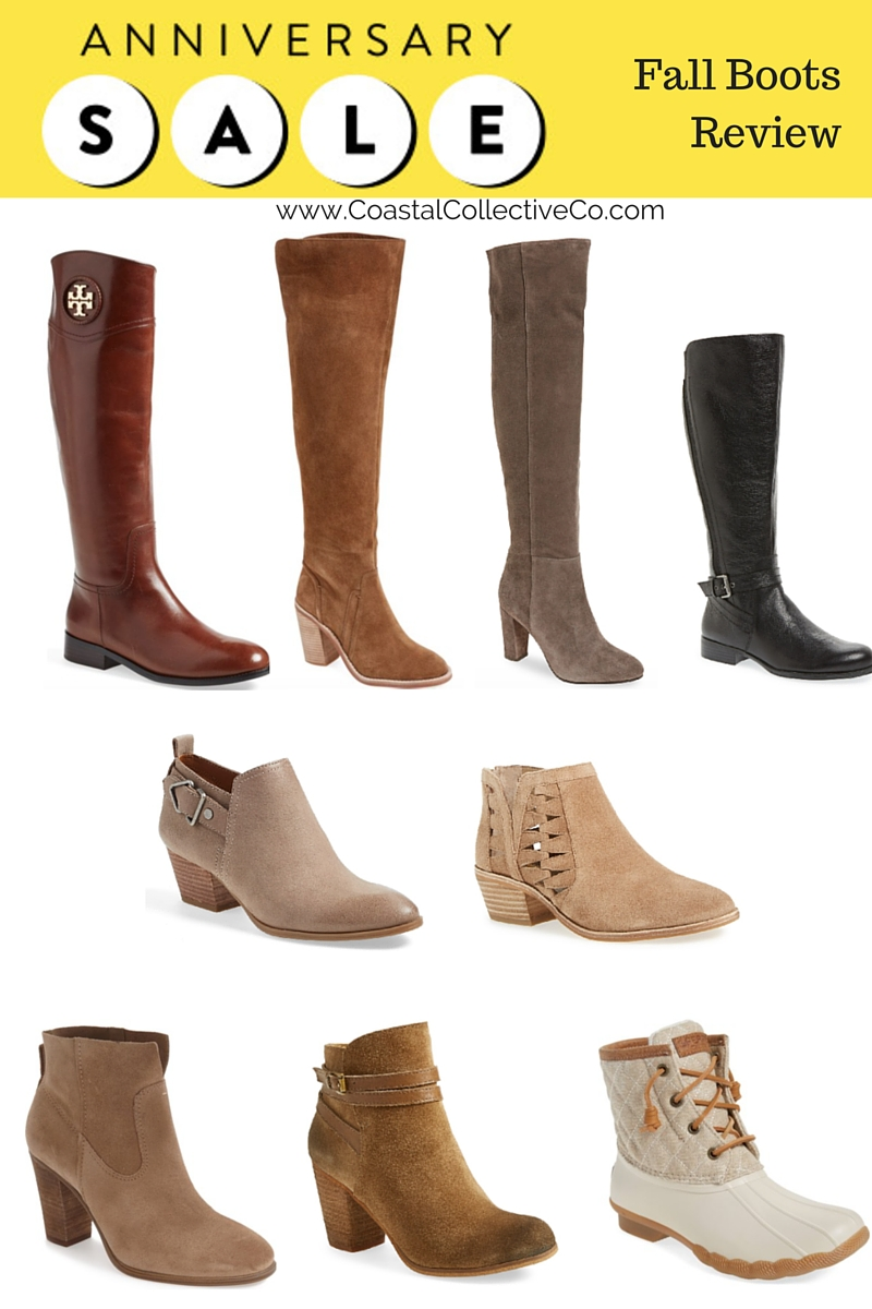 Fall 2016 Boots Review