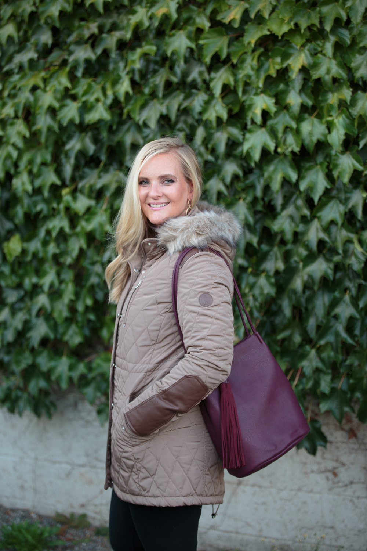 Ralph Lauren Coat with Bordeaux Handbag for Fall Winter 2016.jpg