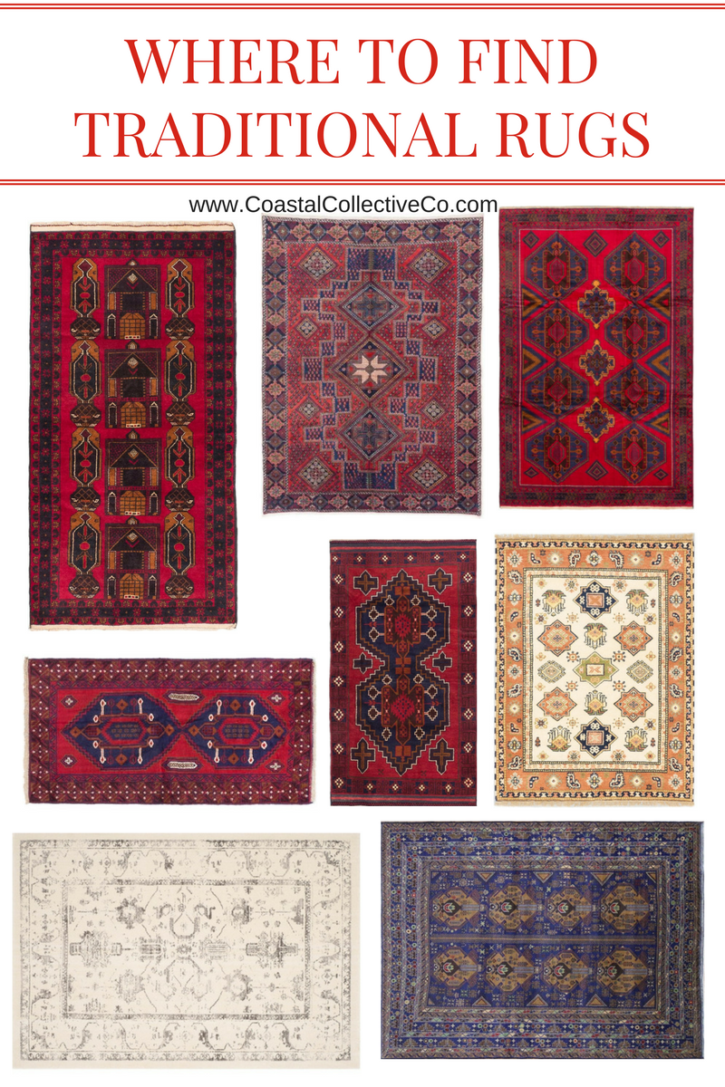 Where To Find Tradtional Rugs