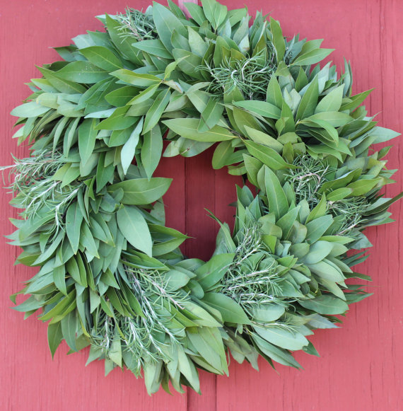 Christmas Wreath - Hostess Gift