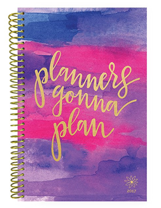 Planners Gonna Plan Daily Planner