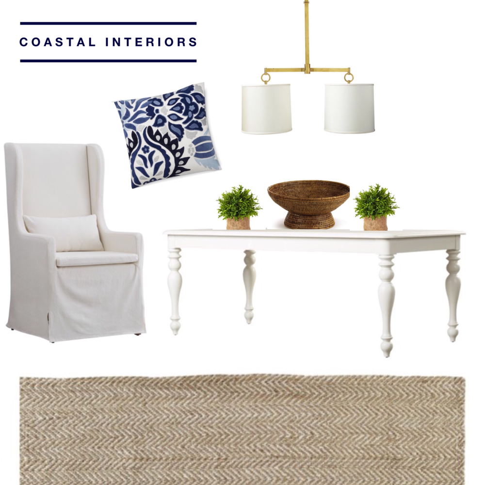 Coastal Interiors: Dining Room