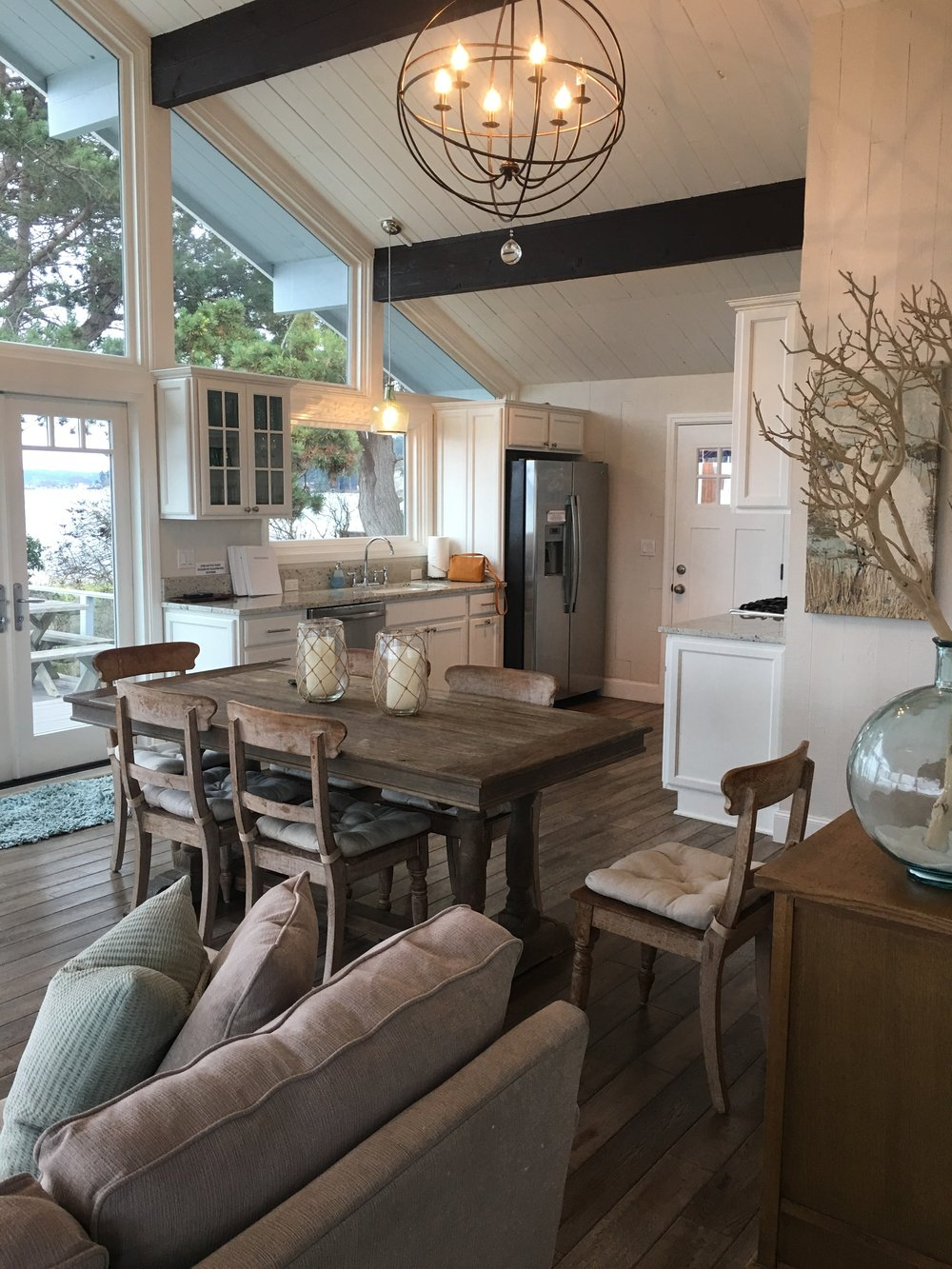 Pacific Northwest Beach House Vacation Rental Home