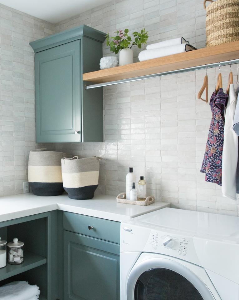 Laundry Room by McGee and Co.