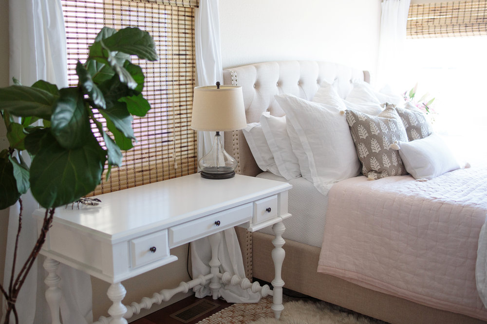 Beach House Bedroom Makeover
