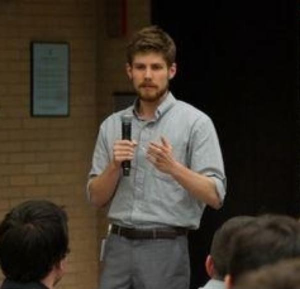 Garrett Bauman
