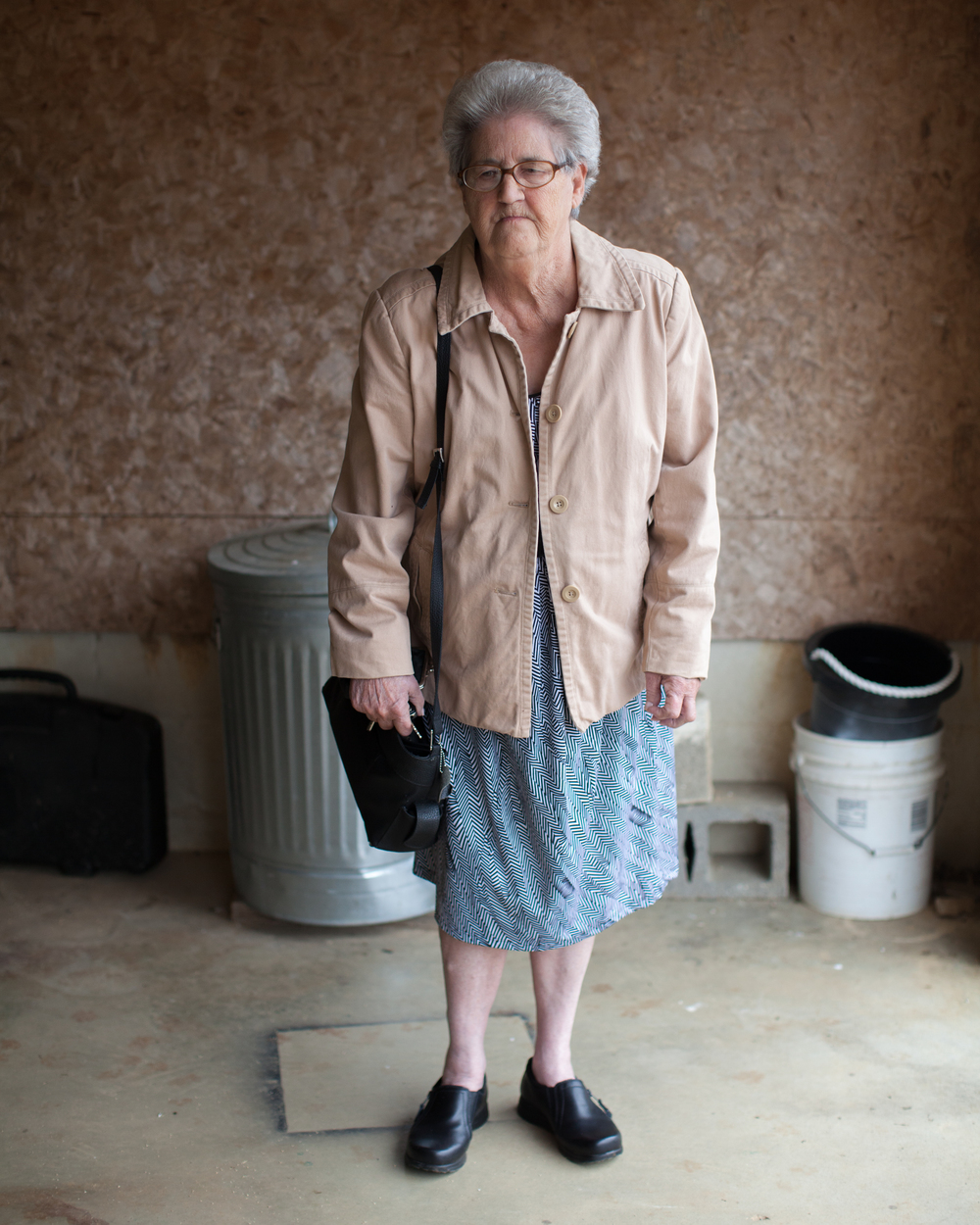 Mawmaw Before the Funeral  2015