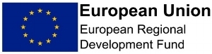 Supported by the 2014 to 2020 European Regional Development Programme.