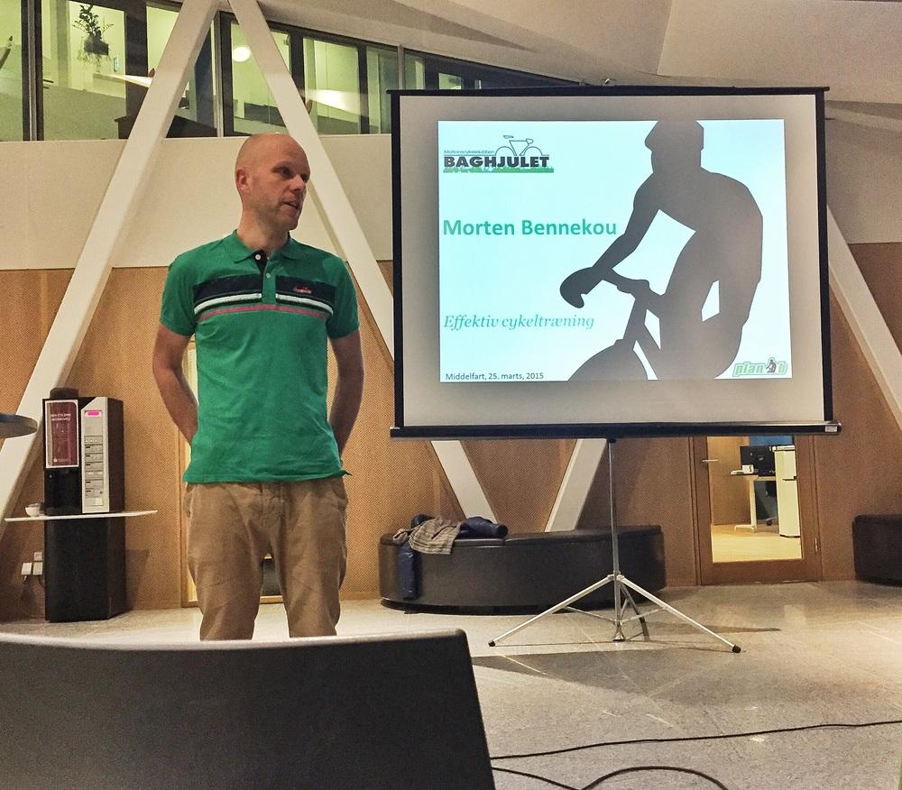 Morten Bennekou - DCU Talentchef