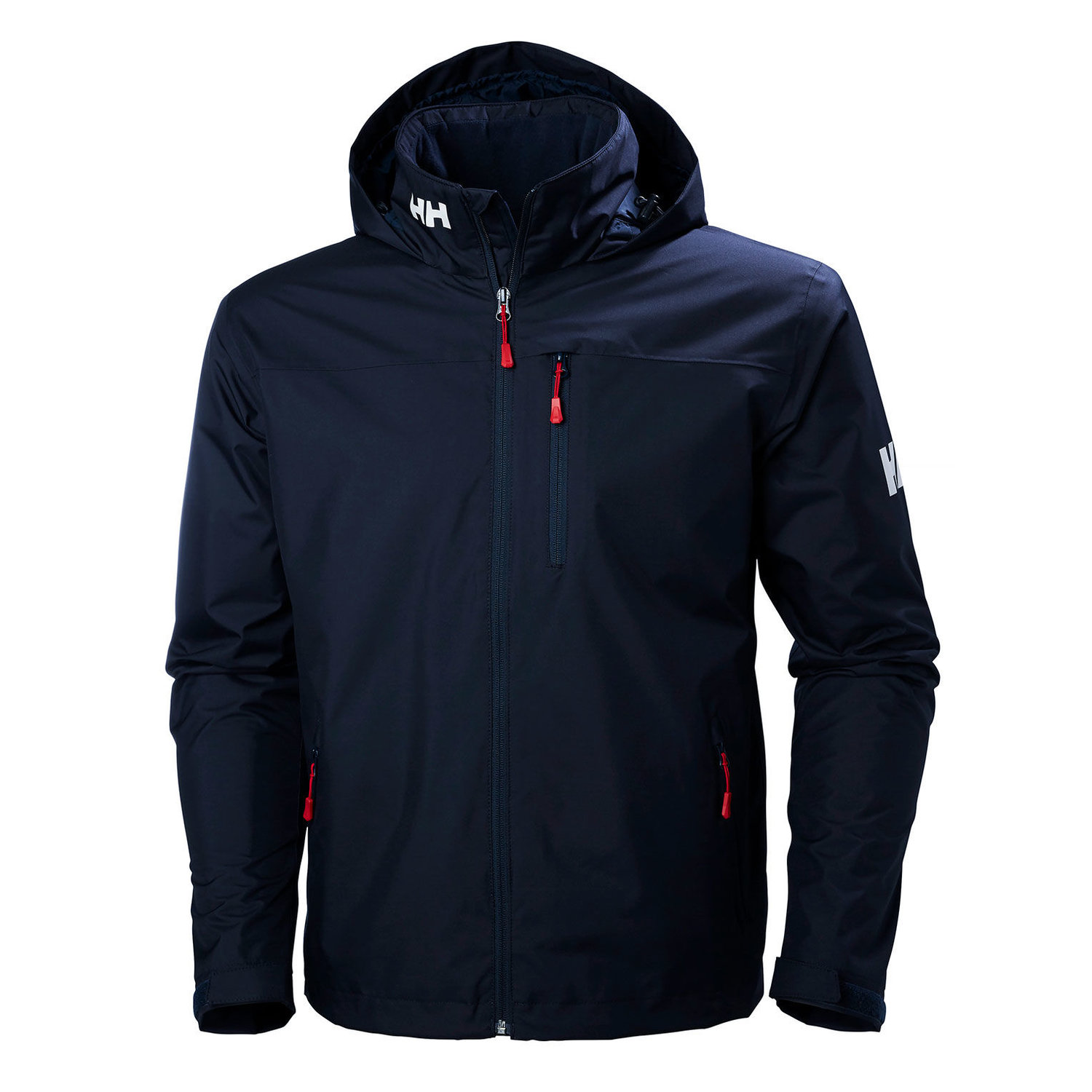 2cde6f50 Helly Hansen Men's Crew Hooded Midlayer Jacket