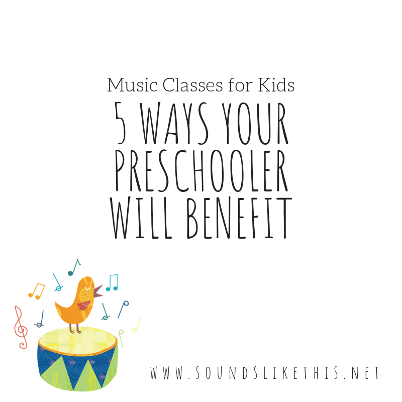 preschool music brain