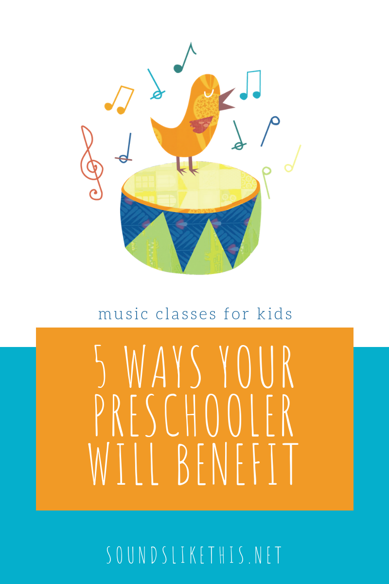 5 ways to benefit preschooler