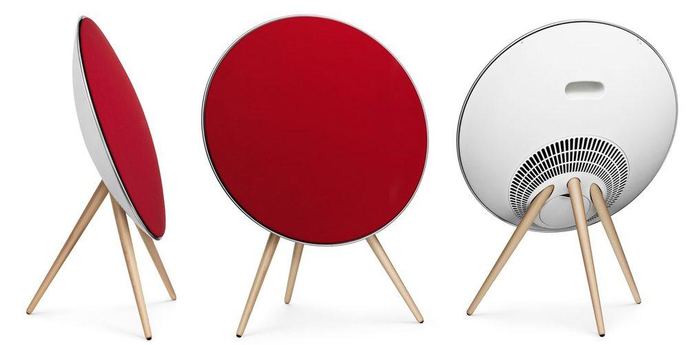 KUNSTVERK: BeoPlay A9 er like mye et blikkfang eller kunstverk som en trådløs høyttaler.