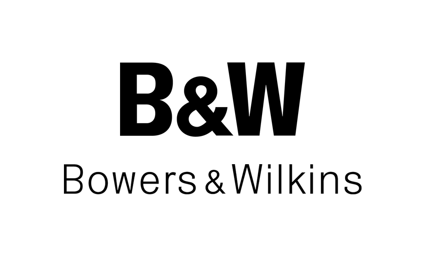 bowers andamp wilkins logo. in 1966, john bowers and his lifelong friend peter hayward founded a manufacturing company, then called b\u0026w electronics, worthing, the south coast of andamp wilkins logo o