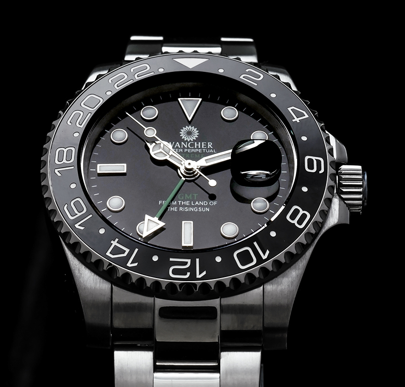 Modern Craft Extreme GMT Black