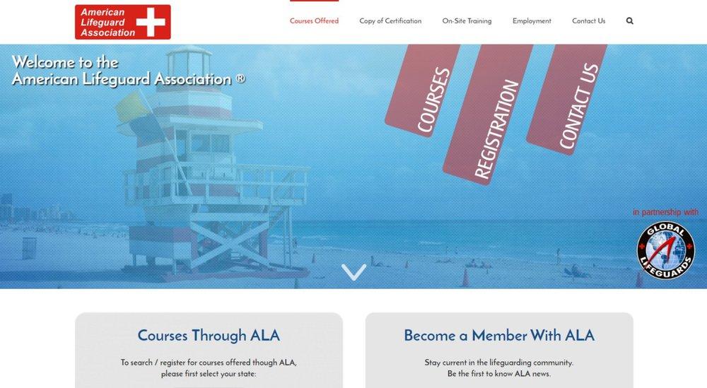 7f4aea9fe7a American Lifeguard Association Site — D. Allen