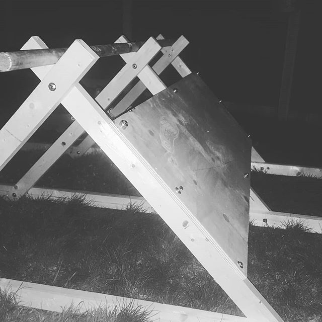 Can you guess what it is yet? #ocr #thetrollrun  #glebefarm #congleton #charityrun #mudrun #not finished #obstaclecourse