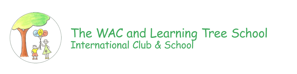 The WAC and Learning tree school