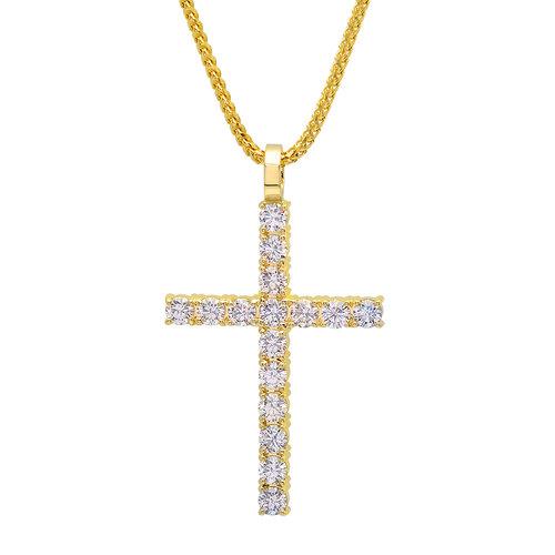 Diamond cross pendant jacoje diamond cross pendant aloadofball Gallery