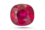 CLARITY Rubies are commonly fashioned as mixed cuts, which have brilliant-cut crowns and step-cut pavilions.