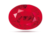 CARAT WEIGHT Fine-quality rubies over one carat are very rare and price goes up significantly as size increases.