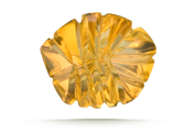 CUT  Citrine might be carved, custom-cut, or calibrated for jewelry use.