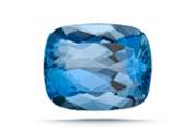 COLOR  Aquamarine's preferred color is a moderately strong dark blue to slightly greenish blue.
