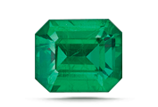 CUT Due to the crystal shape emeralds are commonly cut as rectangular step cuts called emerald cuts.